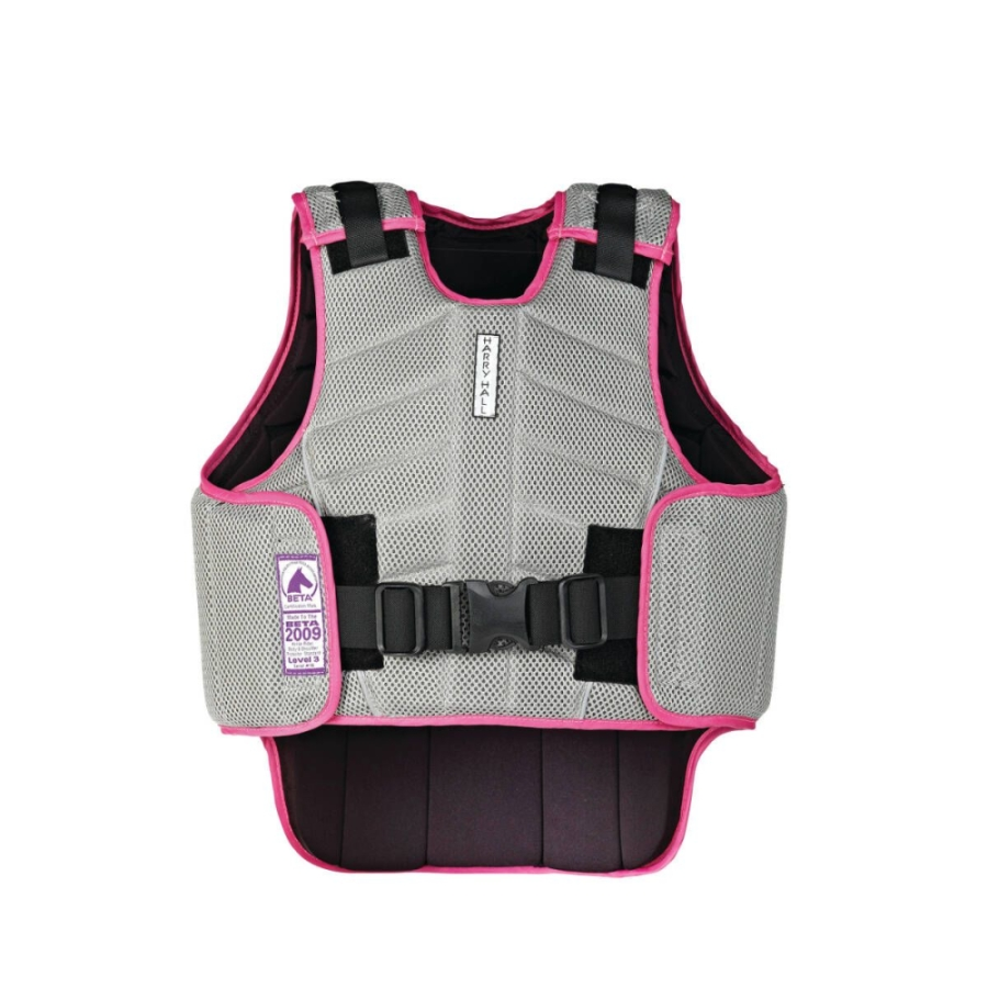 harry-hall-childs-zeus-body-protector-greypink