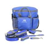 Hy Sport Active Complete Grooming Kit - Regal Blue