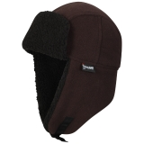 Proclimate Mens Waterproof & Windproof Thinsulate Trapper Hat - Brown
