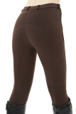 Sherwood Forest Ladies Yield Jodhpurs - Brown