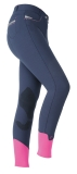 Shires Maids/Girls Bloomsbury Performance Breeches - Navy