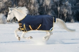 Shires Stormbreaker Turnout Rug 2014 - Black/Gold