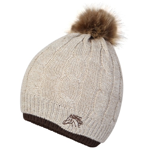 platinum-accessories-ladies-saltburn-cable-knit-hat-fawn