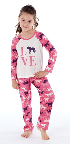 platinum-girls-love-horses-pyjamas-pink-cream-9-10-years