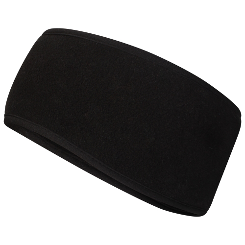 proclimate-ladies-fleece-headband-black