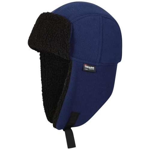 proclimate-ladies-waterproof-windproof-thinsulate-trapper-hat-blue