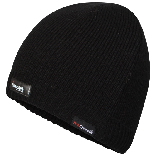 proclimate-unisex-waterproof-windproof-thinsulate-beanie-hat-black-lxl