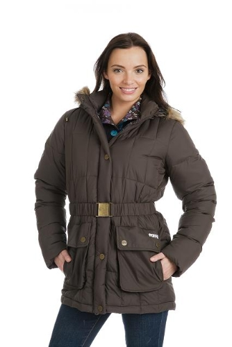 puffa-spencer-ladies-jacket-with-detachable-hood-chocolate-size-12