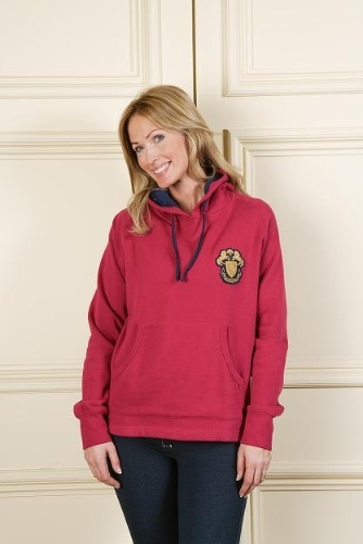 sherwood-forest-ladies-newfield-hoodie-ruby-size-14