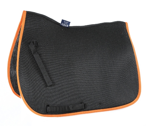 shires-air-motion-saddlecloth-blackburnt-orange