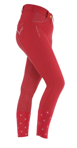 shires-aubrion-dixie-breeches-maids-red