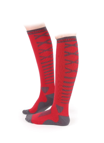 shires-aubrion-springer-compression-socks-red