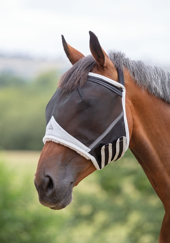 shires-fine-mesh-earless-fly-mask-black-pony