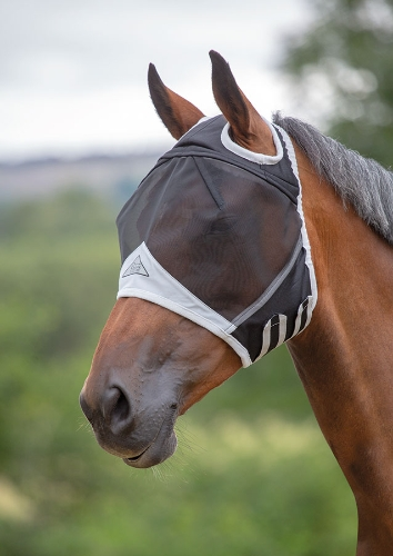 shires-fine-mesh-fly-mask-with-ear-holes-black-small-pony