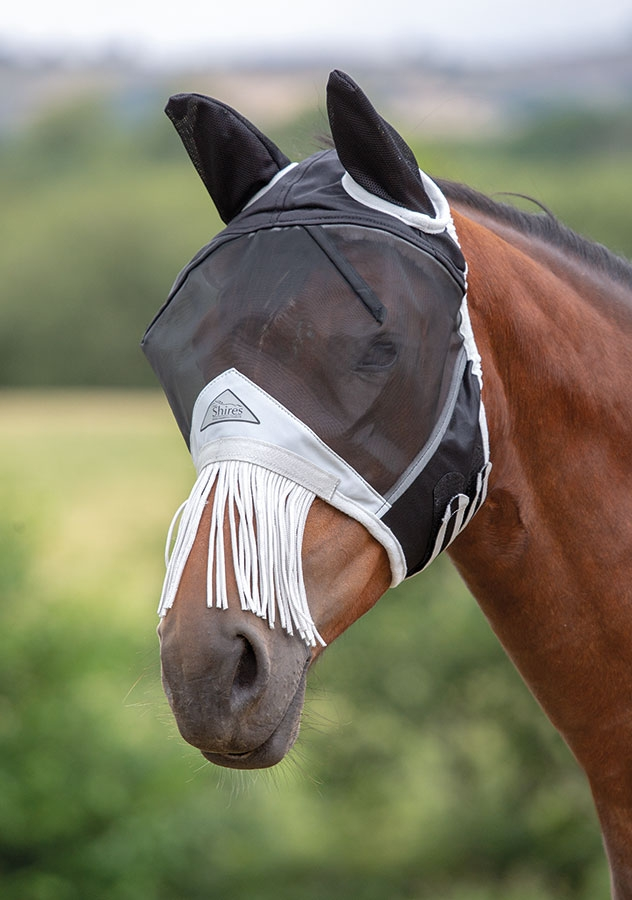 shires-fine-mesh-fly-mask-with-ears-nose-fringe-black-pony