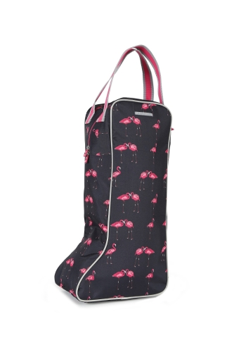 shires-flamingo-print-long-riding-boot-bag