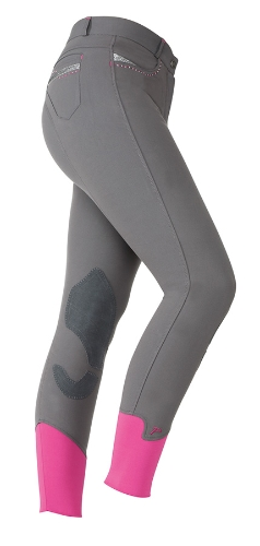 shires-maids-girls-bloomsbury-breeches-grey-size-28-no-clothing-tags