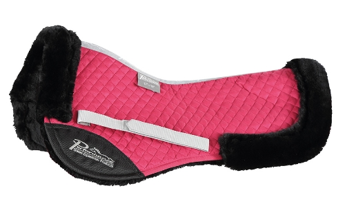 shires-performance-suede-saddle-pad-raspberry-17-18