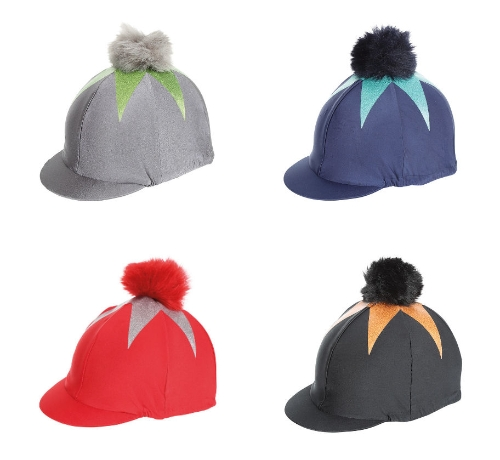 shires-pom-pom-riding-hat-cover-with-big-star