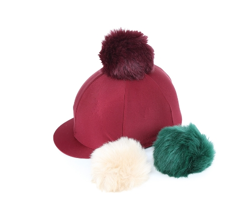 shires-switch-it-pom-pom-riding-hat-cover-maroon