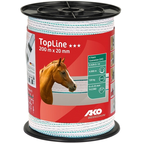 wolseley-topline-electric-fencing-polytape-200m-x-20mm-blue-trace